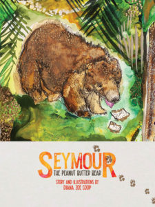 Seymour The Peanut Butter Bear cover