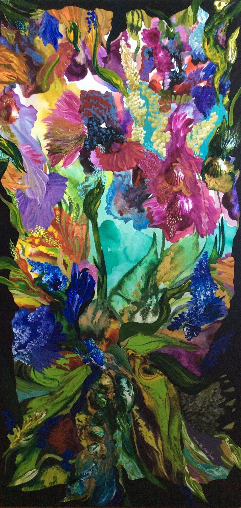 Summer in Bloom 2021 | New work by Diana Zoe Coop artist